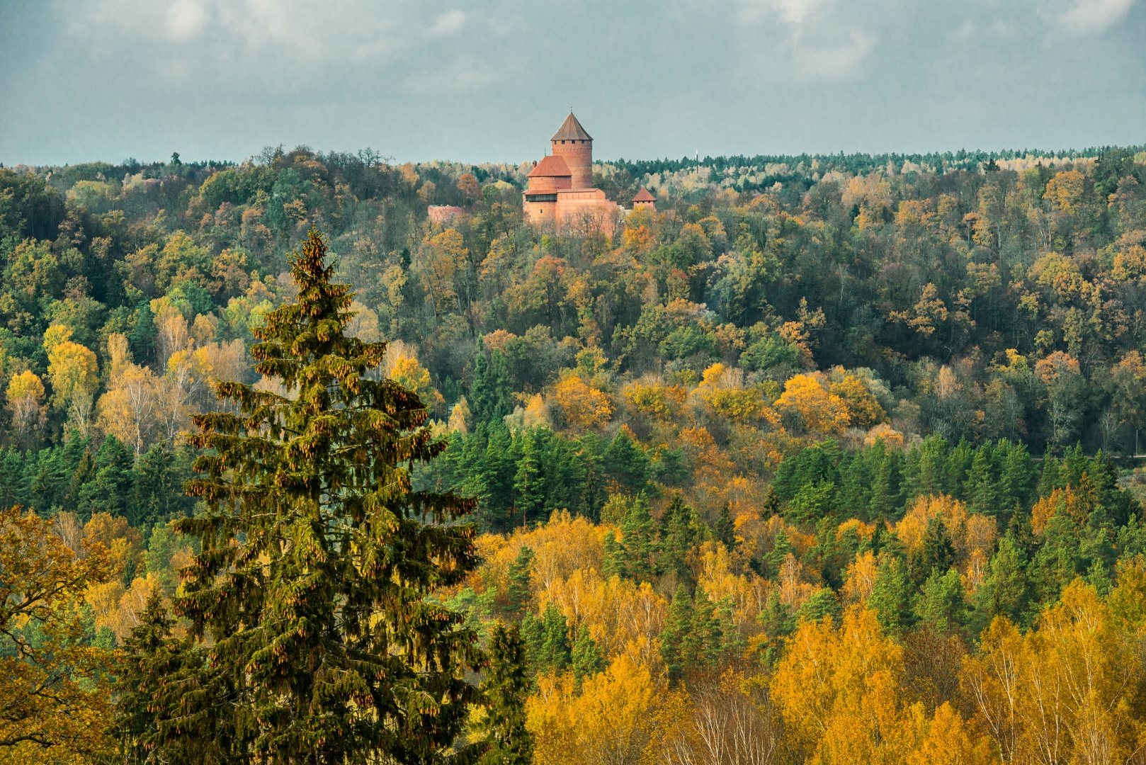 Turaida castle Raami Travel Latvia.jpg